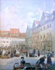 Marktplatz 1919