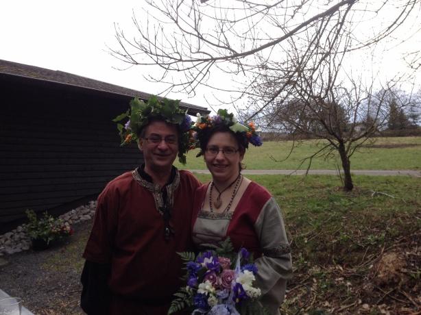 Spiesser-Hochzeit