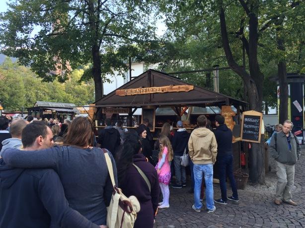 Heidelberger Herbst 2015 - der große Stand