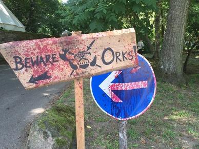 Grusel.... die Orks